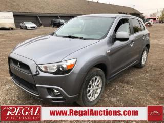 Used 2012 Mitsubishi RVR SE 4D Utility AT 4WD 2.4L for sale in Calgary, AB