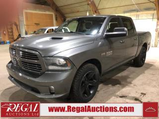 Used 2013 RAM 1500 Sport 4D Crew CAB 4WD for sale in Calgary, AB
