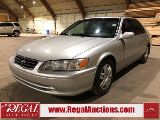 Used 2000 Toyota Camry for sale in Calgary, AB
