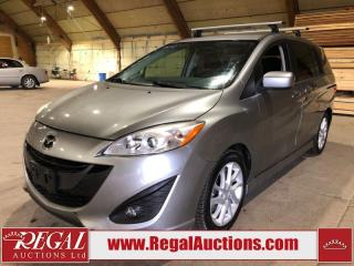 Used 2012 Mazda MAZDA5 4D WAGON for sale in Calgary, AB