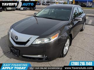 Used 2011 Acura TL TECH for sale in Hamilton, ON
