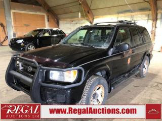 Used 2004 Nissan Pathfinder 4D Utility 4WD for sale in Calgary, AB