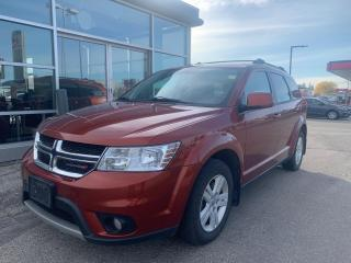 Used 2012 Dodge Journey SXT *One Owner/Local Trade/Low Kilometers* for sale in Winnipeg, MB