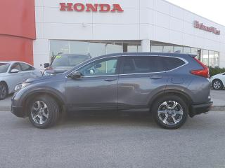 Used 2017 Honda CR-V EX-L Local - One Owner for sale in Winnipeg, MB
