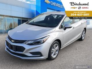 Used 2017 Chevrolet Cruze LT Bluetooth | Remote Start | Heated Seats for sale in Winnipeg, MB