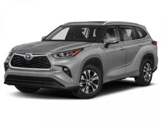New 2021 Toyota Highlander XLE STANDARD PACKAGE for sale in Winnipeg, MB