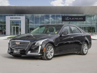 Used 2017 Cadillac CTS Luxury AWD for sale in Winnipeg, MB