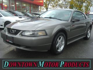 Used 2002 Ford Mustang for sale in London, ON