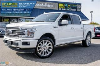 Used 2020 Ford F-150 Limited  for sale in Guelph, ON