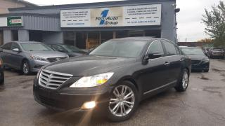 Used 2011 Hyundai Genesis w/Technology Pkg for sale in Etobicoke, ON