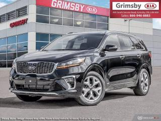 New 2020 Kia Sorento SX V6 AWD|7PASS|NAV|PANOROOF|LEATHER|PREM AUDIO for sale in Grimsby, ON