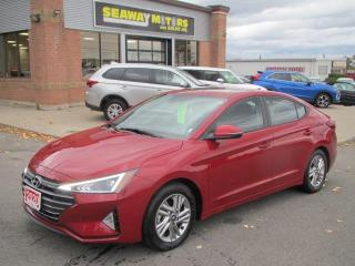 Used 2020 Hyundai Elantra Limited for sale in Brockville, ON
