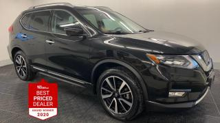 Used 2017 Nissan Rogue AWD SL PLATINUM *NAVIGATION - PANORAMIC ROOF* for sale in Winnipeg, MB