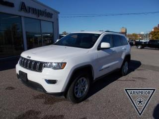 Used 2020 Jeep Grand Cherokee Laredo for sale in Arnprior, ON