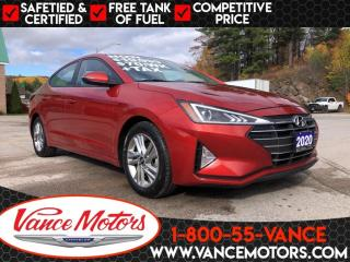 Used 2020 Hyundai Elantra Preferred...HTD SEATS*BACKUP CAM*BLUETOOTH! for sale in Bancroft, ON
