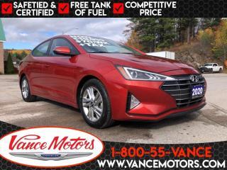 Used 2020 Hyundai Elantra Preferred for sale in Bancroft, ON