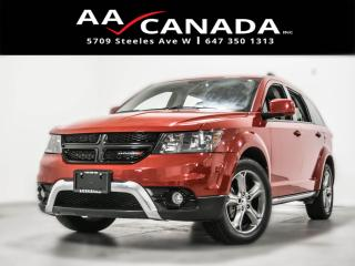 Used 2017 Dodge Journey Crossroad for sale in North York, ON