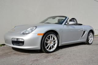 Used 2005 Porsche Boxster Roadster for sale in Vancouver, BC