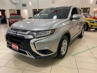 Used 2019 Mitsubishi Outlander ES AWC for sale in Waterloo, ON