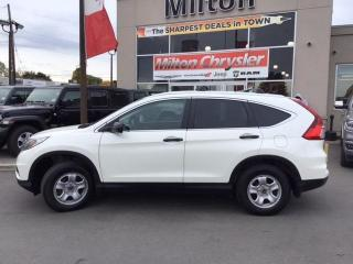 Used 2015 Honda CR-V LX for sale in Milton, ON