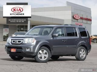 Used 2011 Honda Pilot Touring 4WD 5AT - ONE OWNER!!! for sale in Kitchener, ON