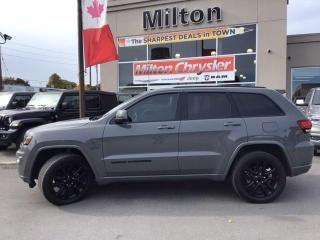 Used 2019 Jeep Grand Cherokee LAREDO 4x4 for sale in Milton, ON