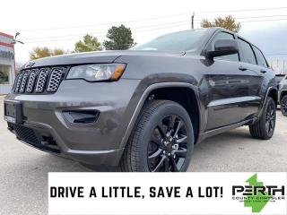 New 2021 Jeep Grand Cherokee Altitude | Leather | Trailer Tow | Alpine for sale in Mitchell, ON