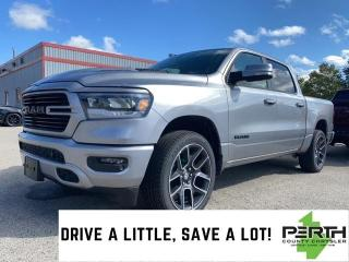 New 2020 RAM 1500 Sport | Leather | 12