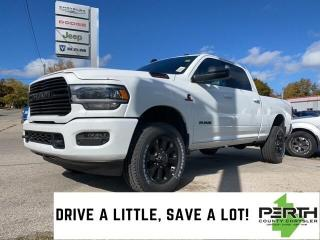 New 2020 RAM 2500 Big Horn | Night Edition | Lvl 2 | Sunroof | for sale in Mitchell, ON