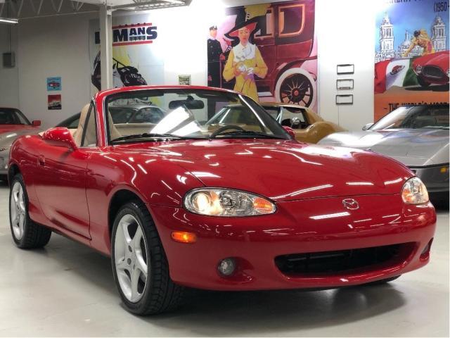 2002 Mazda Miata MX-5