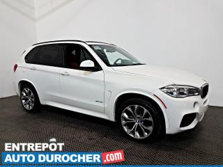 Used 2014 BMW X5 XDrive35i AWD NAV - Toit Ouvrant - A/C - CUIR for sale in Laval, QC