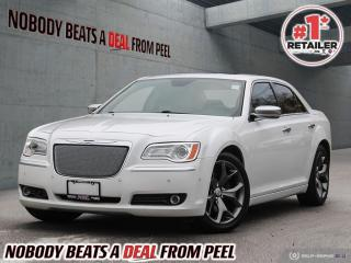 Used 2014 Chrysler 300 Hemi V8 Luxury Series*Beats by DRE*Roof*Executive for sale in Mississauga, ON