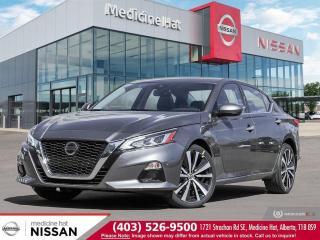New 2020 Nissan Altima 2.5 Platinum for sale in Medicine Hat, AB