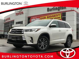 Used 2018 Toyota Highlander XLE for sale in Burlington, ON