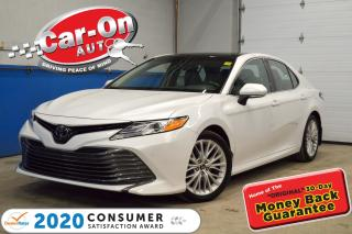 Used 2018 Toyota Camry XLE | LEATHER| PANORAMIC ROOF for sale in Ottawa, ON