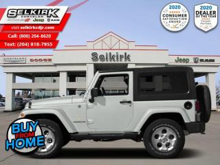 Used 2014 Jeep Wrangler Sport - Removable Top for sale in Selkirk, MB