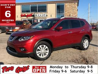Used 2016 Nissan Rogue SV | Panoroof | Nav | 2.5L AWD | Alloys | for sale in St Catharines, ON