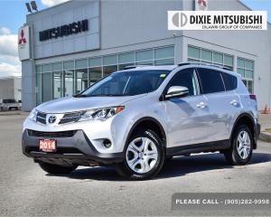 Used 2014 Toyota RAV4 for sale in Mississauga, ON