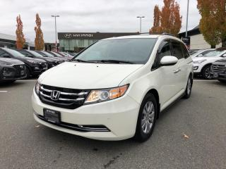 Used 2016 Honda Odyssey EX-L w/Navi for sale in Port Coquitlam, BC