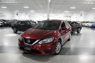 Used 2016 Nissan Sentra SV I SUNROOF I HEATED SEATS I REAR CAMERA I BLUETOOTH I for sale in Mississauga, ON