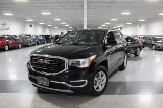Used 2017 GMC Acadia SLE I NO ACCIDENTS I REAR CAM I REMOTE STARTER I CRUISE I BT for sale in Mississauga, ON