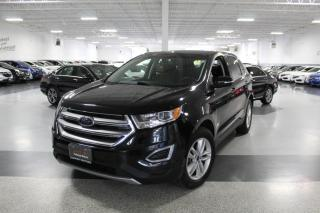 Used 2017 Ford Edge SEL AWD NO ACCIDENTS  I BIG SCREEN I HEATED SEATS I REAR CAM for sale in Mississauga, ON