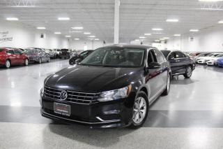 Used 2017 Volkswagen Passat TSI I HEATED SEATS I REAR CAM I POWER OPTIONS I BLUETOOTH for sale in Mississauga, ON