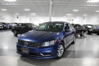 Used 2016 Volkswagen Passat TSI I NO ACCIDENTS I HEATED SEATS I REAR CAM I BLUETOOTH I for sale in Mississauga, ON
