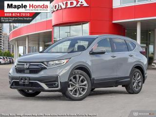 New 2020 Honda CR-V Sport AWD for sale in Vaughan, ON