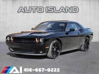 Used 2017 Dodge Challenger SXT**LEATHER**NAVIGATION**SUNROOF** for sale in North York, ON