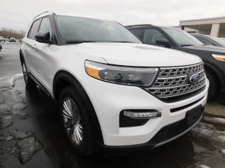 New 2021 Ford Explorer LIMITED for sale in Mount Brydges, ON