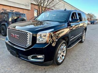 Used 2016 GMC Yukon 4WD 4dr Denali for sale in North York, ON