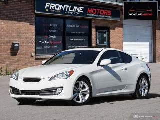 Used 2012 Hyundai Genesis Coupe 2DR I4 for sale in Scarborough, ON