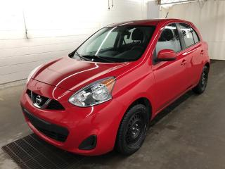Used 2016 Nissan Micra SV Automatic Cruise/Keyless/BLuetooth*$49/wkly for sale in Mississauga, ON